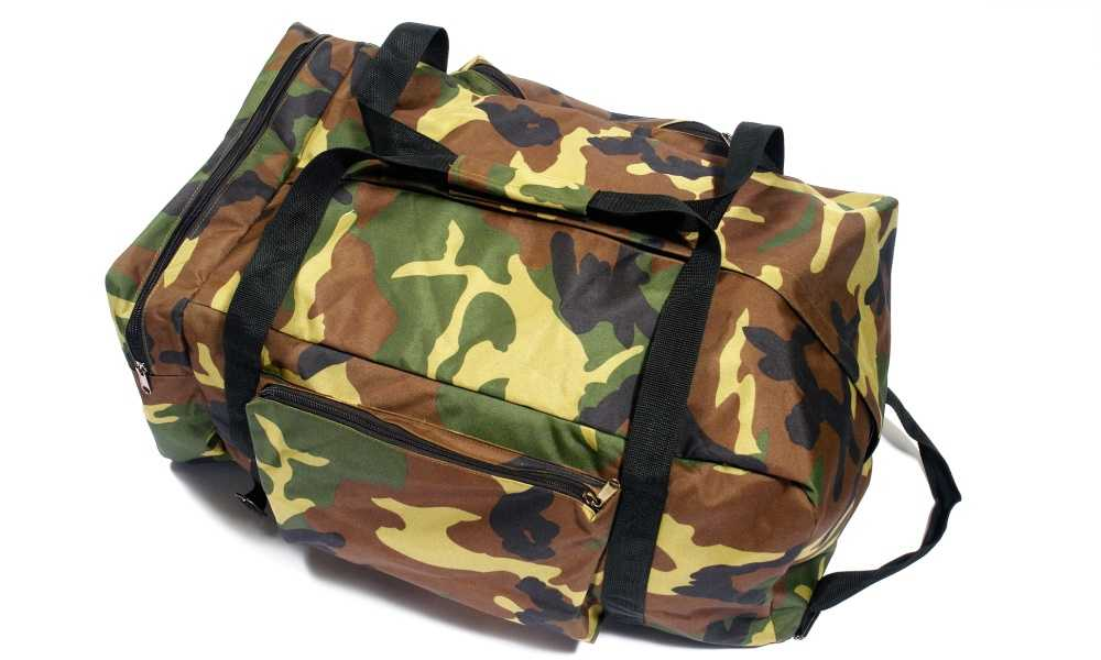 How To Pack A Military Duffel Bag