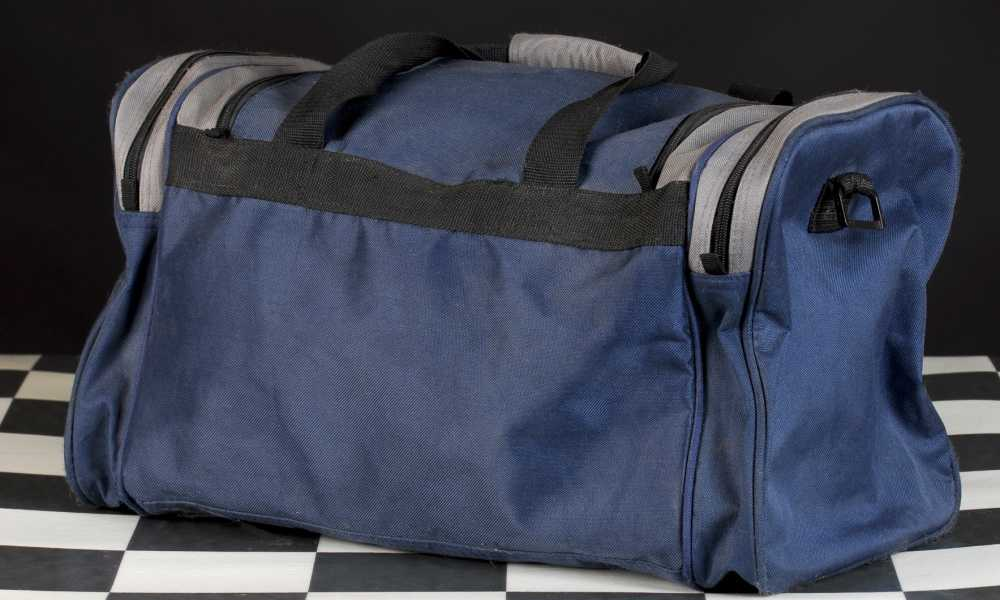 Kuston Sports Gym Bag Review